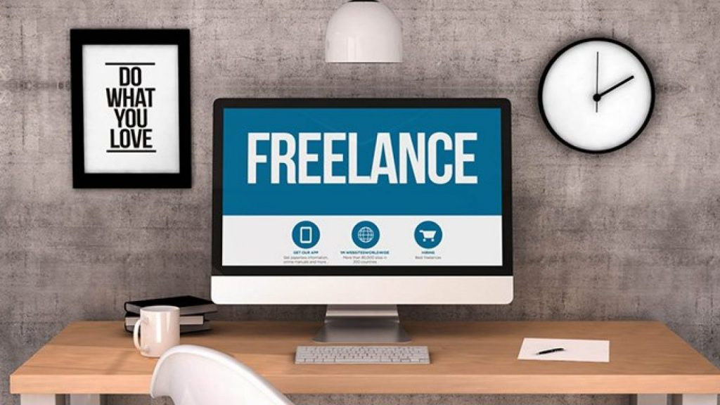 Best options are available in freelancing if you are tired to work daily.