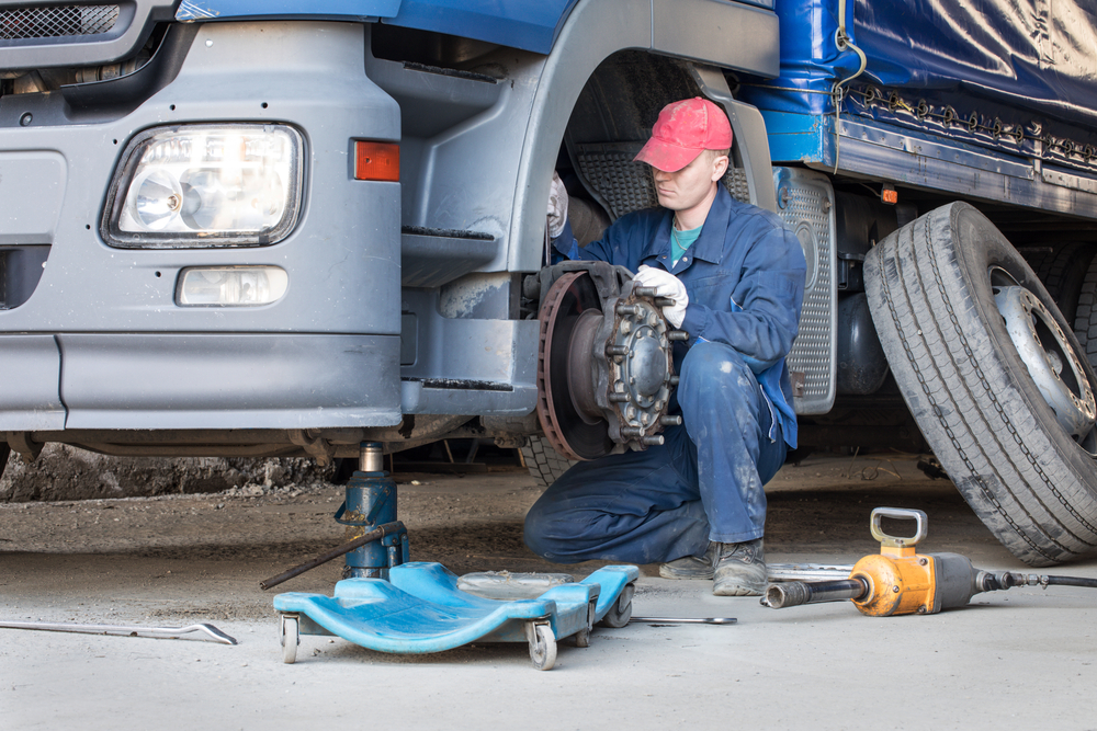 Useful tips for selecting the truck repair shop