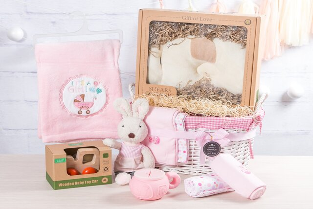 Gifting ideas for a new born baby: