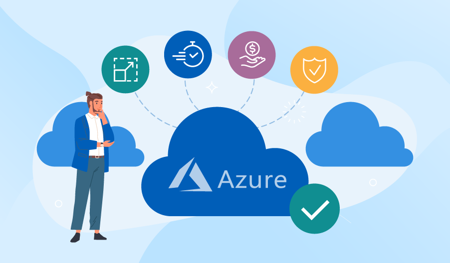 Azure brings the real connectivity within office space